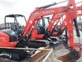 2016 Kubota KX040-4 Excavators and Mini Excavator
