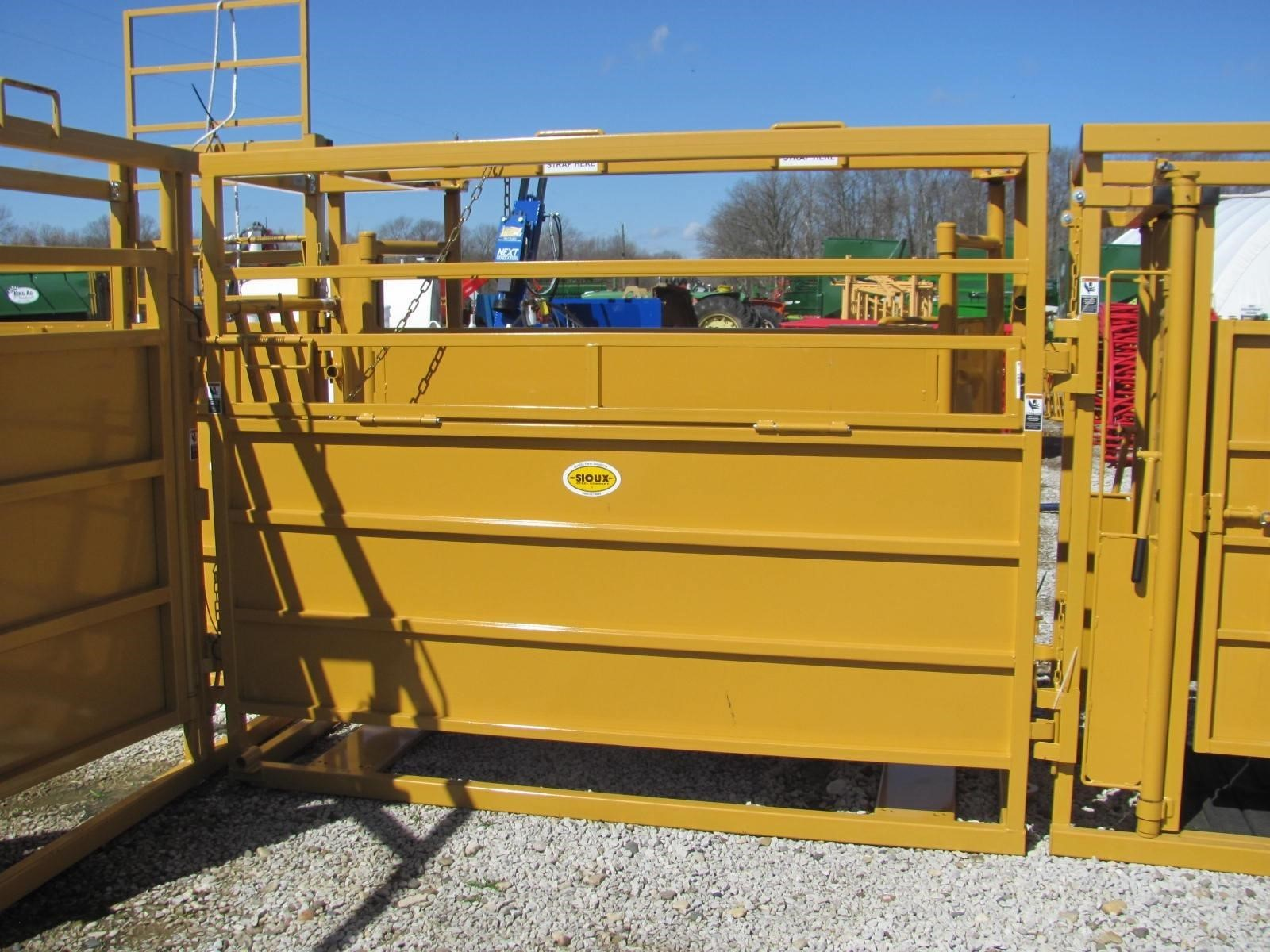 Sioux Steel S191530 Cattle Equipment