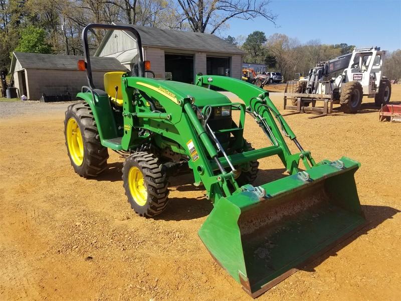 1998 John Deere 4300 Tractor