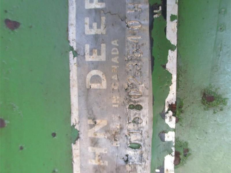 1981 John Deere 158 Front End Loader