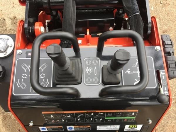 2019 Boxer 600HD Skid Steer