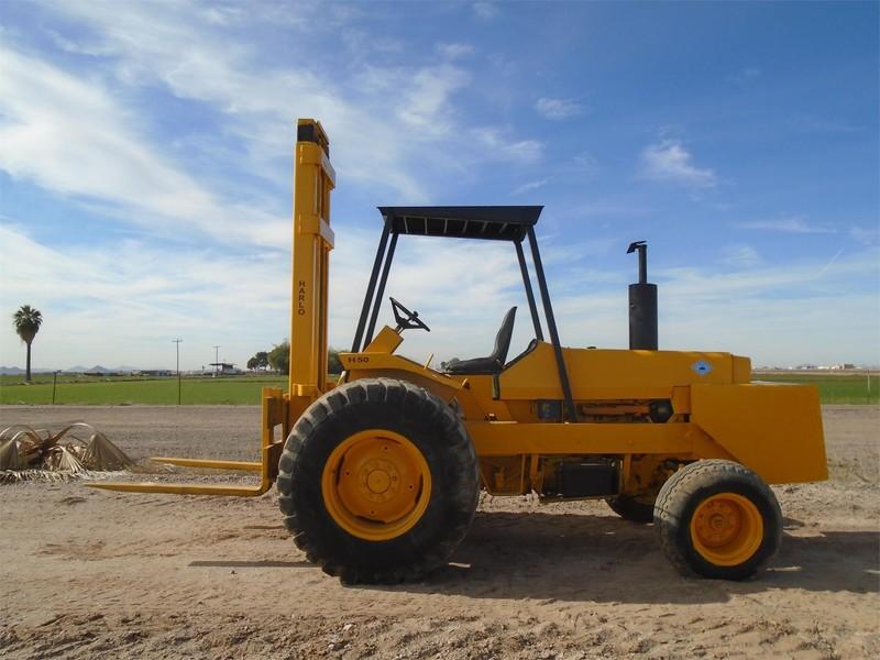 Harlo H50 Forklift