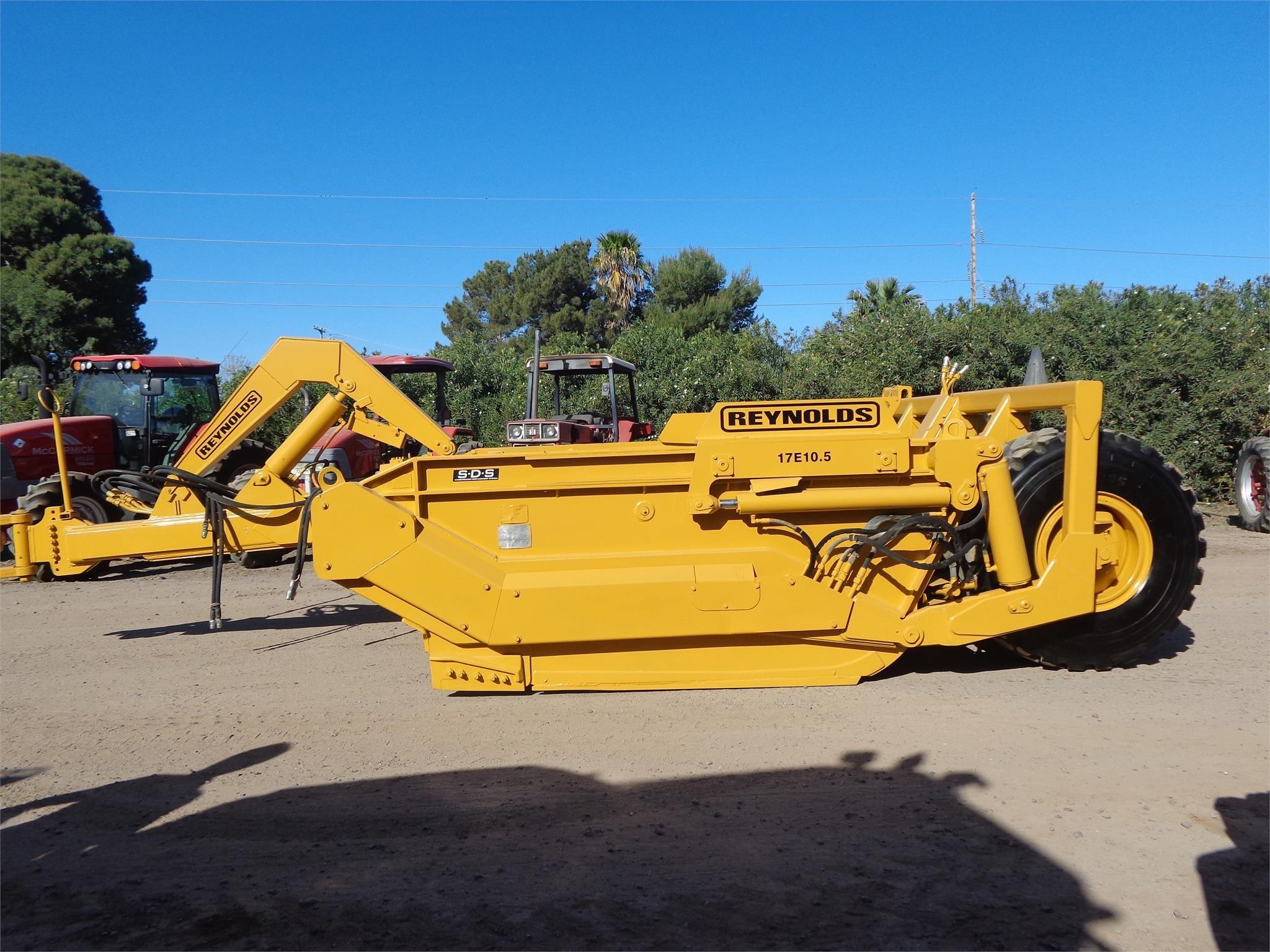 2005 Reynolds 17E10.5 Scraper