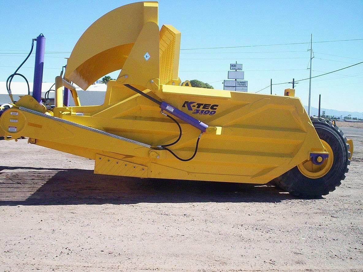 2005 K-Tec 3100 Scraper