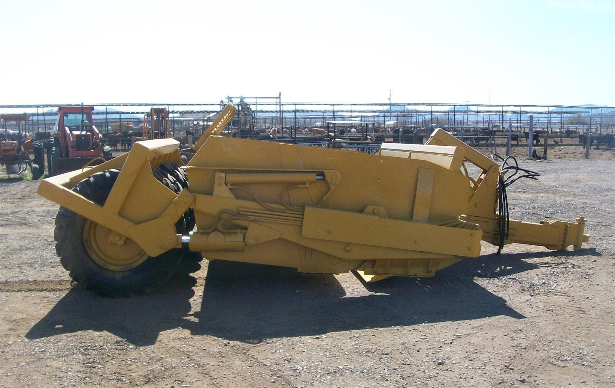 2004 Reynolds 17C Scraper