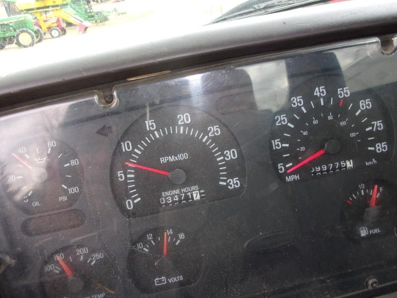 2002 Sterling A9500 Semi Truck