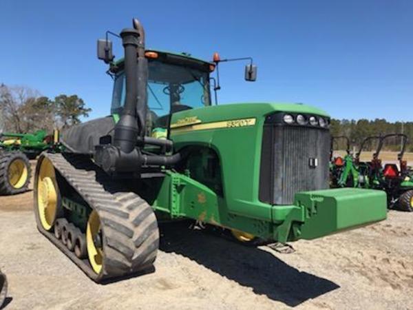 2006 John Deere 9320T Tractor