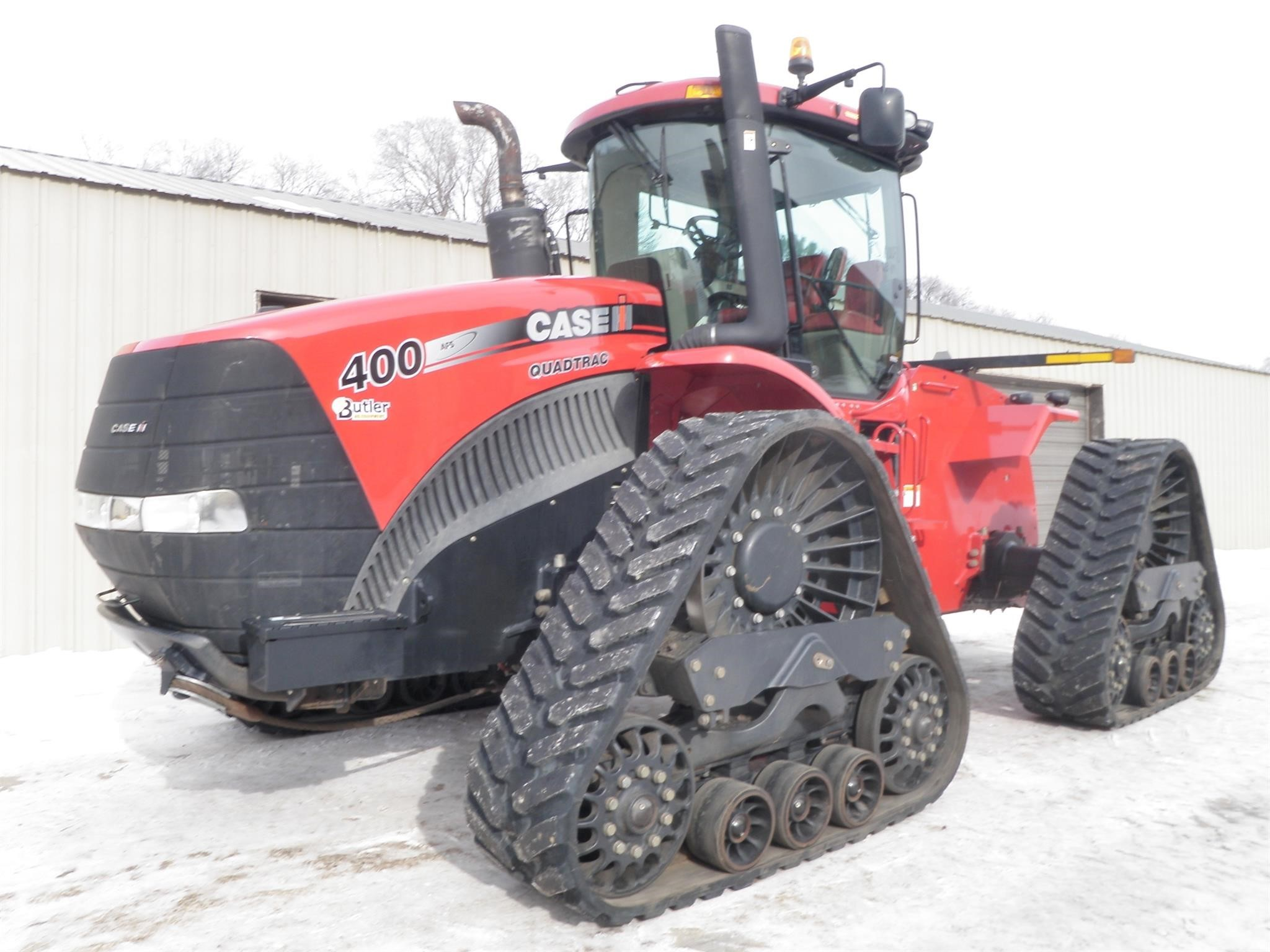 2013 Case IH Steiger 400 RowTrac Tractor