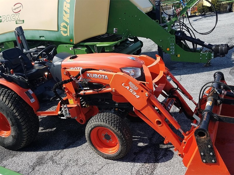 Used Kubota Tractors Under 40 HP for Sale | Machinery Pete