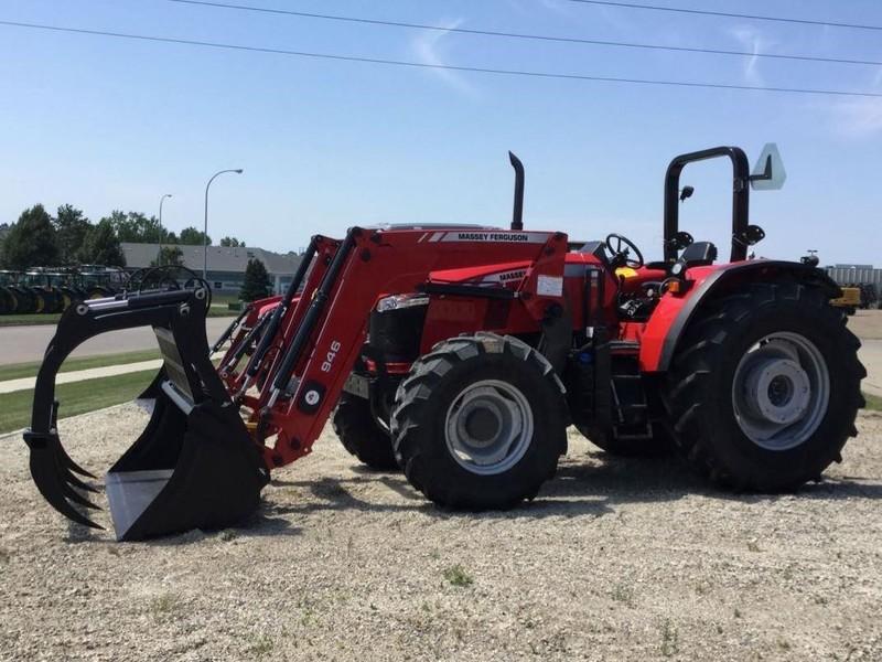 2016 Massey Ferguson 5711 Tractor