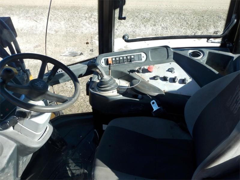 2010 JCB 456 HT Wheel Loader