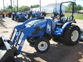 2015 New Holland Workmaster 37 Under 40 HP
