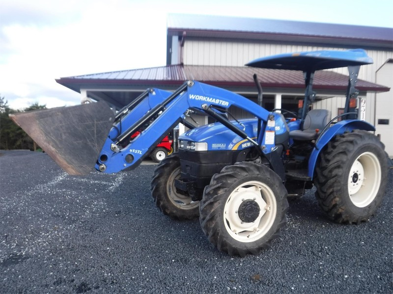 Used New Holland Tractors for Sale | Machinery Pete New Holland Workmaster Wiring Diagram on