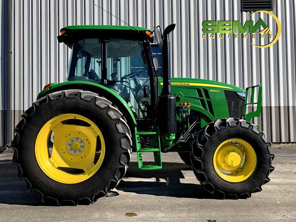 2019 John Deere 6120E Tractor