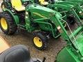 2011 John Deere 2520 Tractor
