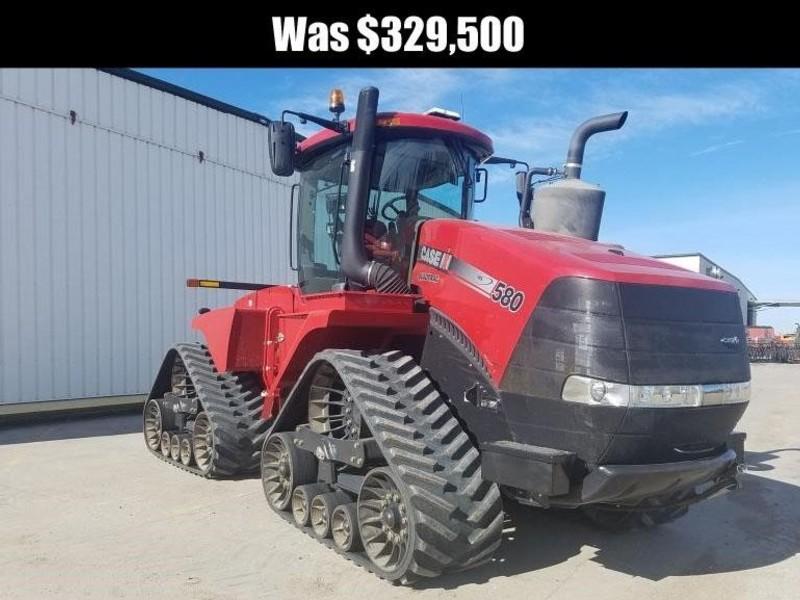 2016 Case IH Steiger 580 QuadTrac Tractor