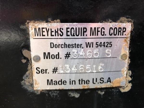2016 Meyers 3465 Manure Spreader
