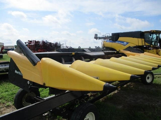 2010 Geringhoff NorthStar 830 Corn Head