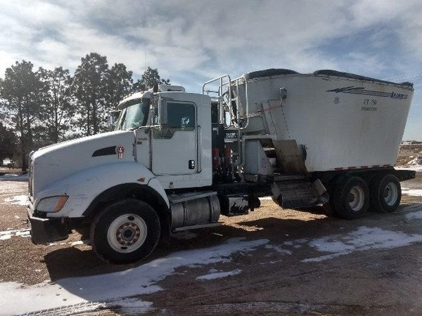 2013 Laird VT750 Grinders and Mixer