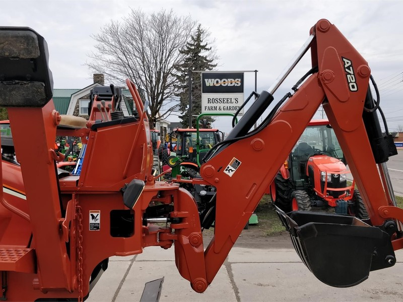2008 Ditch Witch RT75 Trencher