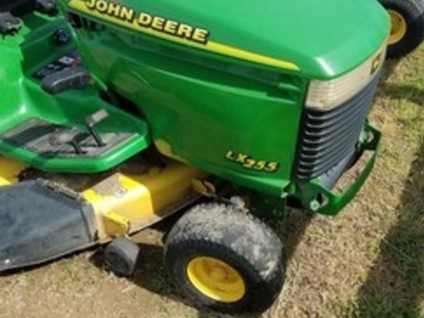 John Deere Lx255 Lawn And Garden For Machinery Pete