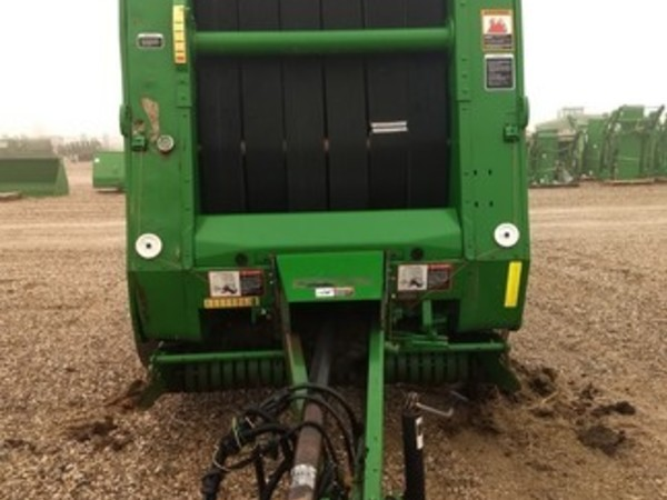John Deere 466 Round Balers for Sale | Machinery Pete