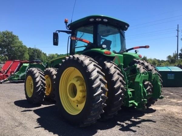 2018 John Deere 8370R Tractor