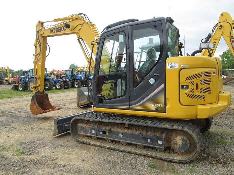 2017 Kobelco SK85CS-3E Excavators and Mini Excavator