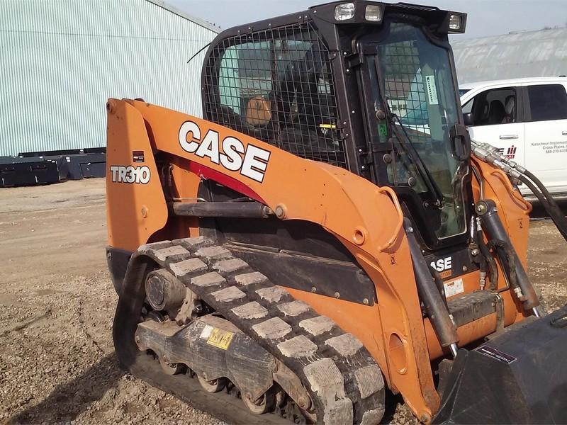 2017 Case TR310 Skid Steer