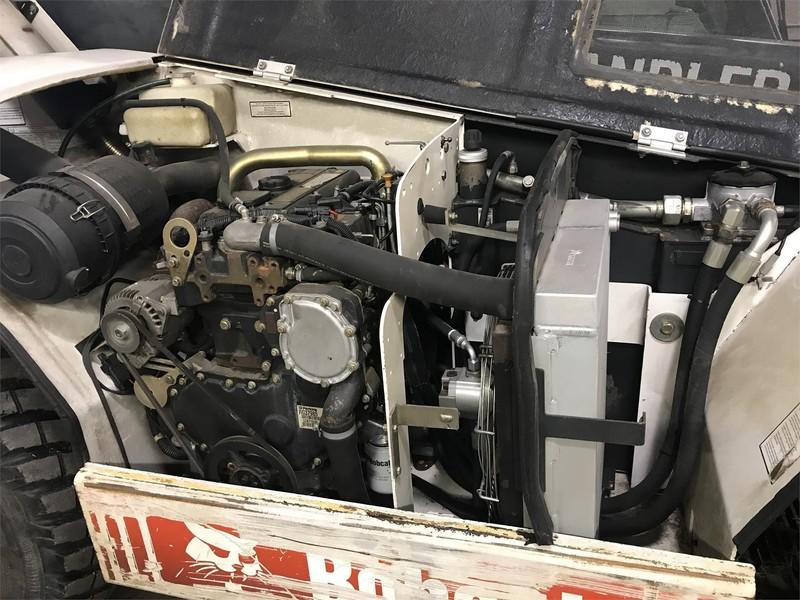 2005 Bobcat V723 Telehandler