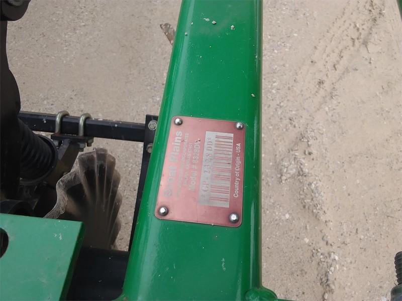 Great Plains Disc-O-Vator 8328DV Soil Finisher