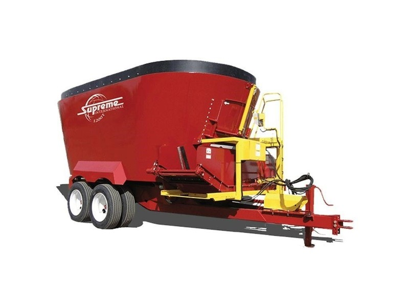 2019 Supreme International 1200T Grinders and Mixer