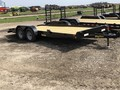 2019 Big Tex 70CH-18BKDT Flatbed Trailer
