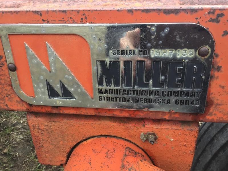 Miller 14 Miscellaneous