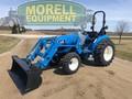 2021 LS MT350E Tractor