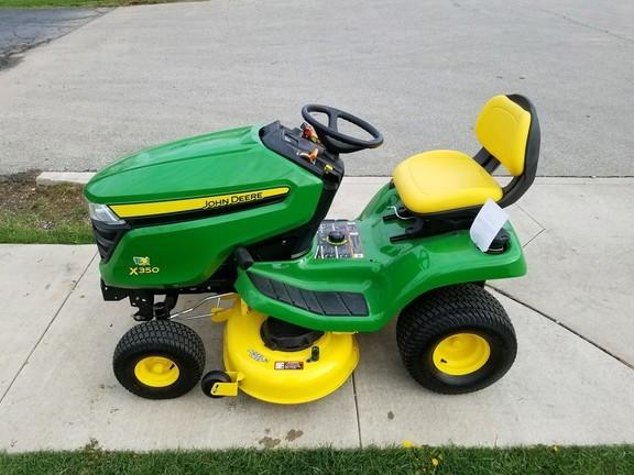 2021 John Deere X350 Lawn and Garden