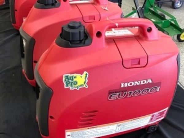 2018 Honda EU1000I Generator