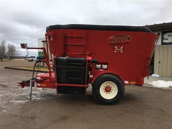 2017 Meyer F470 Grinders and Mixer