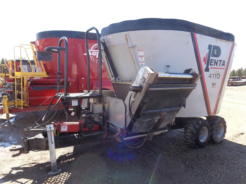 2005 Penta 4110 Grinders and Mixer
