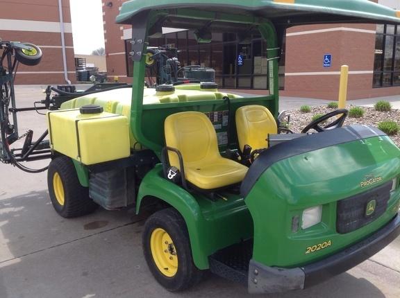 2015 John Deere 2020A ATVs and Utility Vehicle