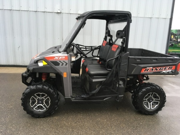 2015 Polaris Ranger >> 2015 Polaris Ranger Xp 900 Atvs And Utility Vehicle London Ohio