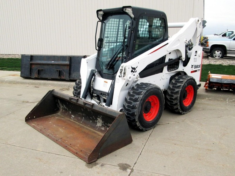 Used Bobcat S750 Skid Steers for Sale   Machinery Pete