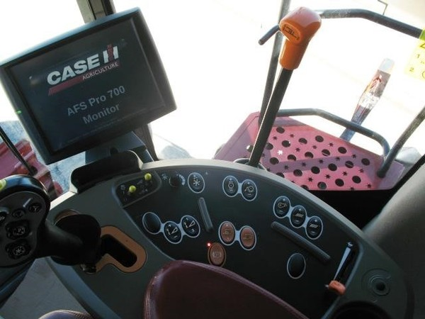 2014 Case IH 5140 Combine