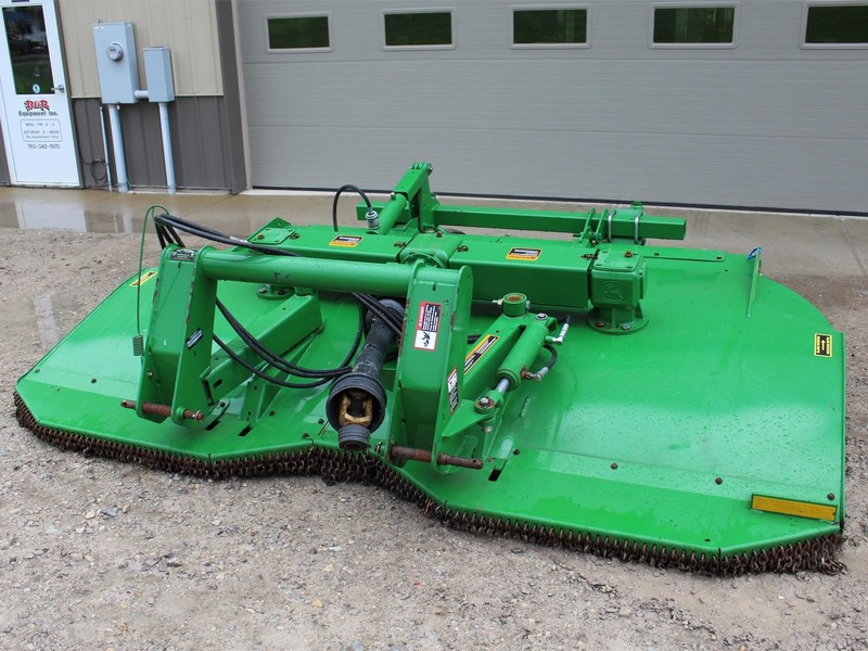 John Deere MX10 Rotary Cutters for Sale | Machinery Pete