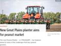 2013 Great Plains YP625A Planter