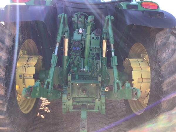 2015 John Deere 6175R Tractor