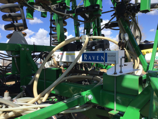 2015 John Deere 1830 Air Seeder