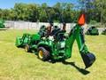 2018 John Deere 1025R TLB Tractor