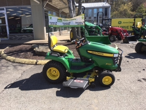 John Deere X540 Lawn and Garden for Sale | Machinery Pete