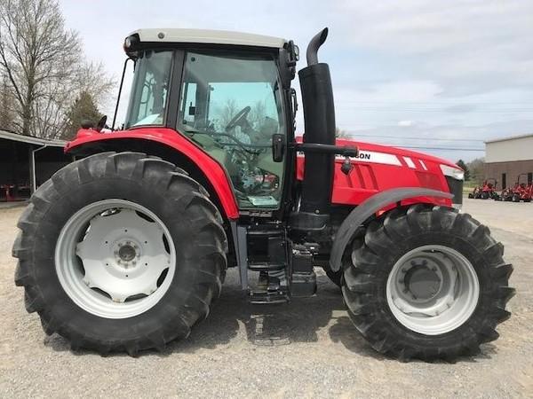 2014 Massey Ferguson 6616 Tractor
